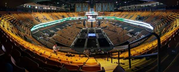 TD Garden, section: BAL 324, row: 15, seat: 1