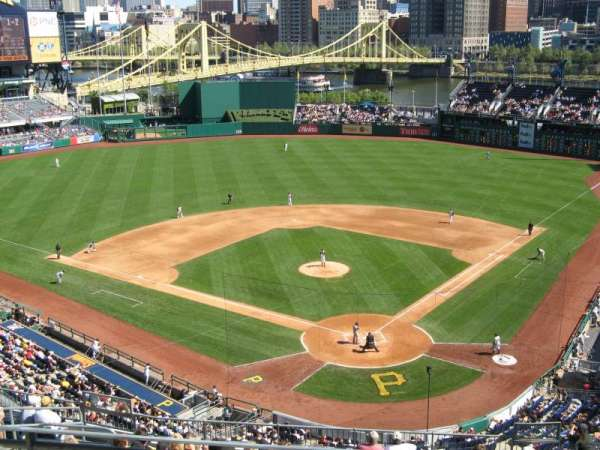 PNC Park, section: 217, row: I, seat: 24