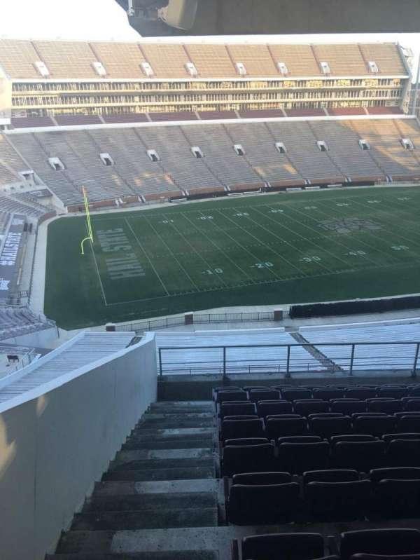 Davis Wade Stadium, section: 210, row: 10, seat: 16