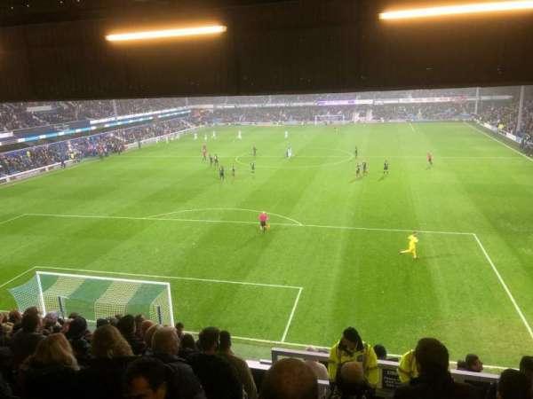 Kiyan Prince Foundation Stadium, section: Y5 - School End (away), row: N, seat: 100