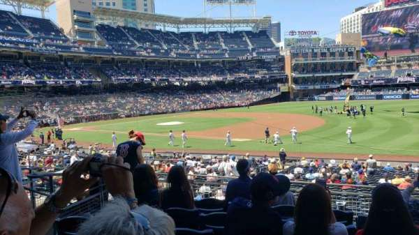 PETCO Park, section: 115, row: 32, seat: 7
