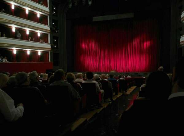 Volksoper Wien, section: Parkett Rechts, row: 19, seat: 8