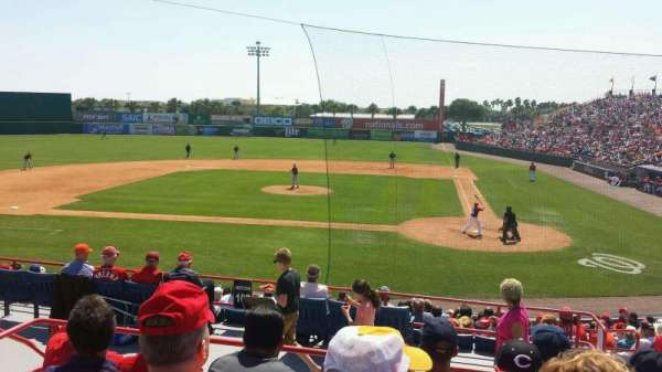 USSSA Space Coast Complex, section: 207, row: 13, seat: 7