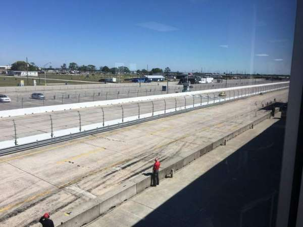 Sebring International Raceway, section: Fangio Terrace