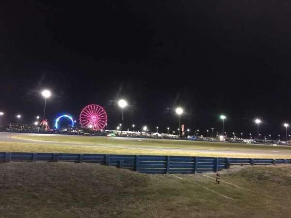 Daytona International Speedway, section: The Horse Shoe (infield)