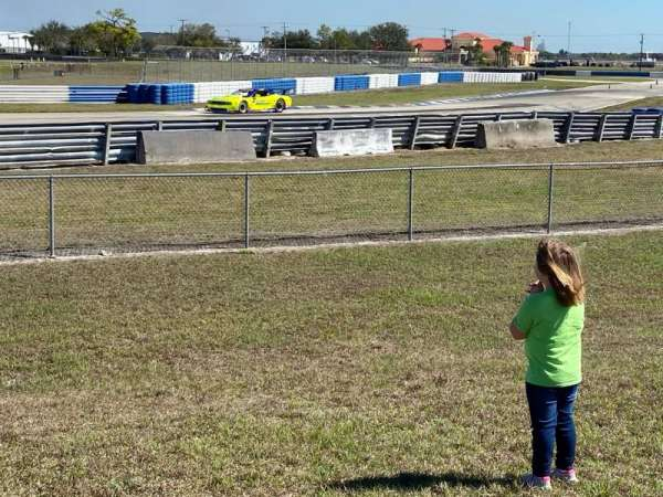 Sebring International Raceway, section: Infield