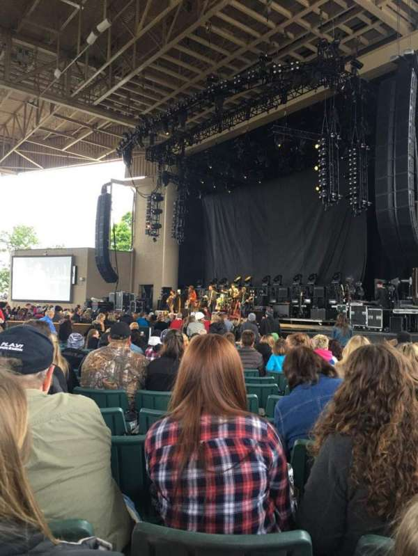 Ruoff Home Mortgage Music Center, section: C, row: AA, seat: 21