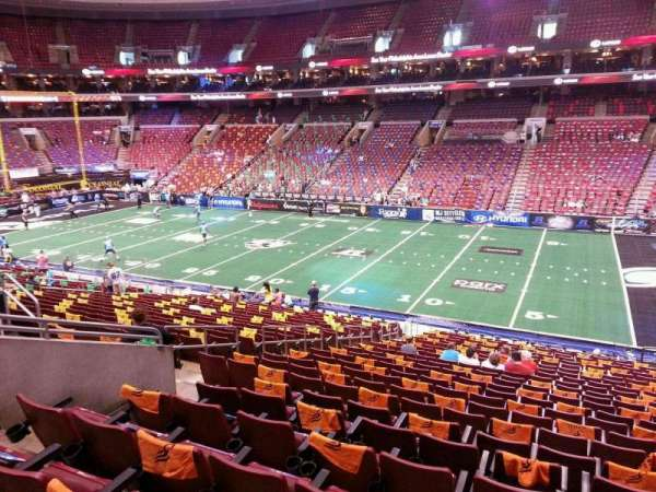 Wells Fargo Center, section: CB15, row: 1, seat: 9