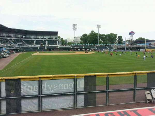 FNB Field, section: RF barstools, row: 1, seat: 20