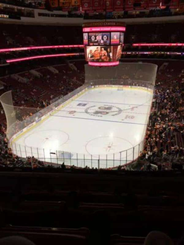 Wells Fargo Center, section: 220, row: 5, seat: 5