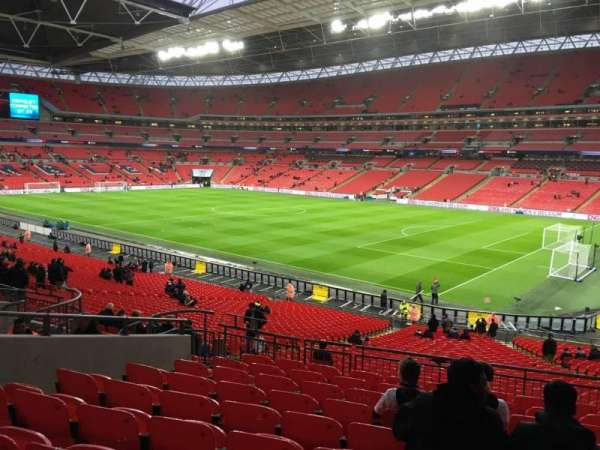 Wembley Stadium, section: 117, row: 40, seat: 178