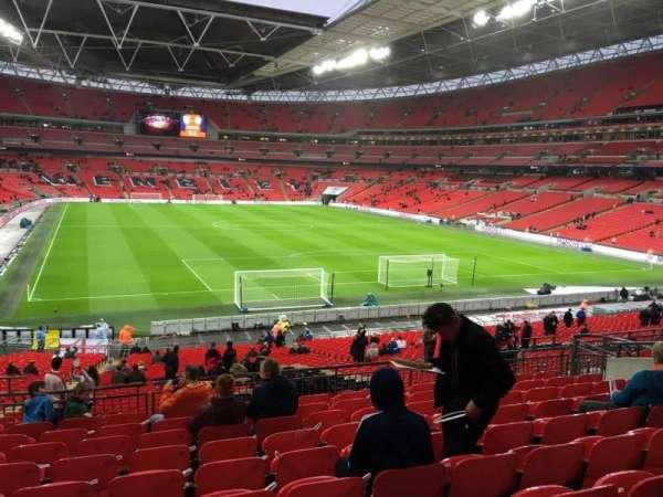 Wembley Stadium, section: 113, row: 40, seat: 62