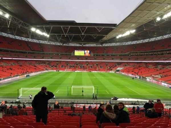Wembley Stadium, section: 111, row: 52, seat: 2