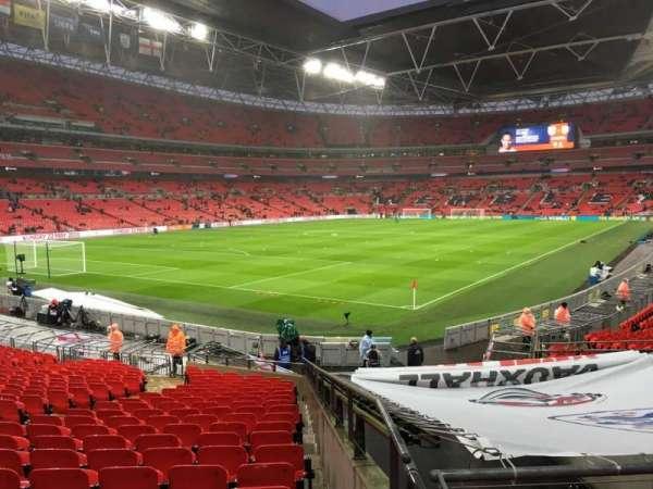 Wembley Stadium, section: 108, row: 24, seat: 150
