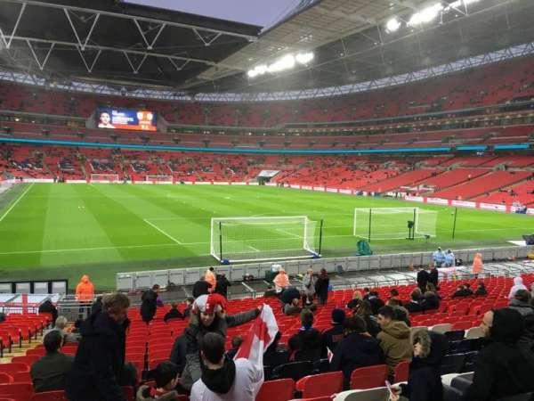 Wembley Stadium, section: 112, row: 24, seat: 63