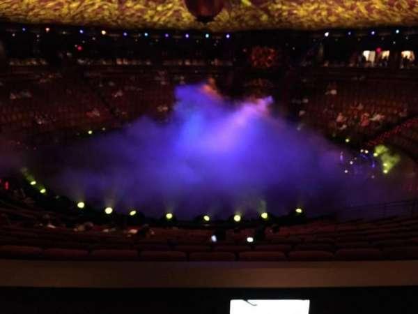 Wynn Theatre, section: C, row: L, seat: 14