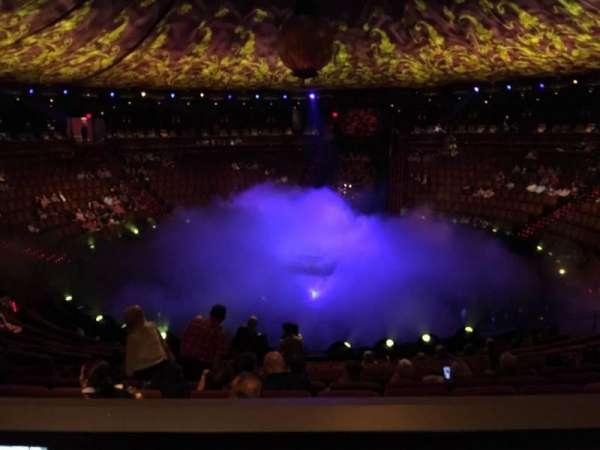Wynn Theatre, section: E, row: L, seat: 15
