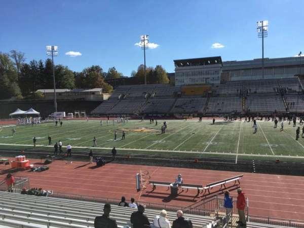 Johnny Unitas Stadium, section: 102, row: S, seat: 31