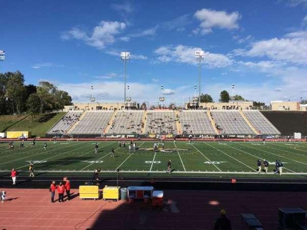 Johnny Unitas Stadium, section: 111, row: N, seat: 13