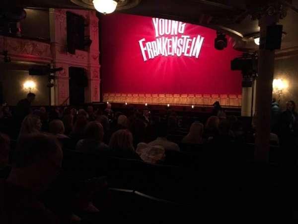 Garrick Theatre, section: Stalls, row: N, seat: 3