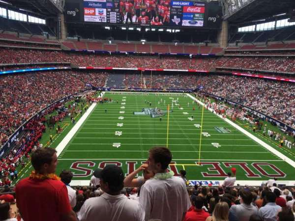NRG Stadium, section: 324, row: Q, seat: 19