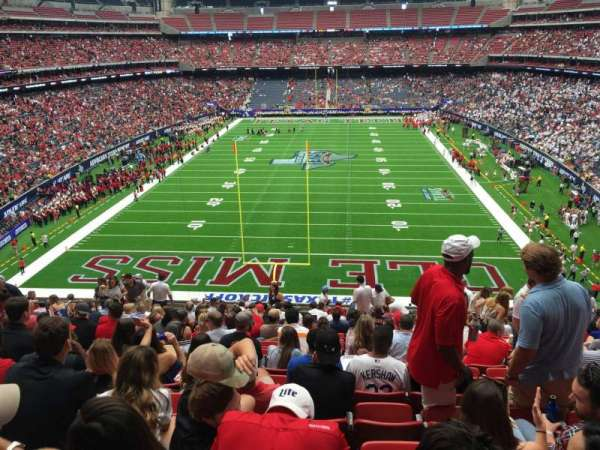 NRG Stadium, section: 323, row: Q, seat: 14