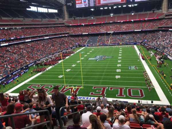 NRG Stadium, section: 322, row: Q, seat: 23