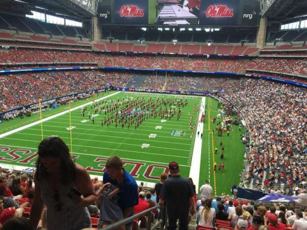 NRG Stadium, section: 321, row: S, seat: 17