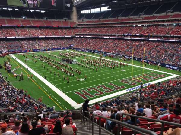 NRG Stadium, section: 301, row: N, seat: 1