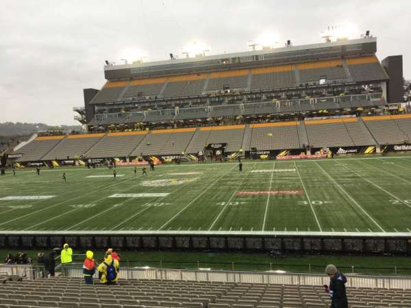 Tim Hortons Field, section: 114, row: 18, seat: 20