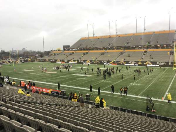 Tim Hortons Field, section: 102, row: 22, seat: 16