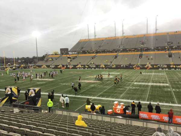 Tim Hortons Field, section: 104, row: 16, seat: 20