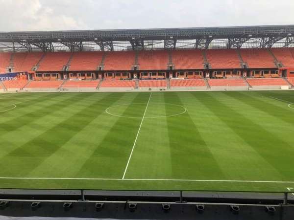 BBVA Compass Stadium , section: PC3