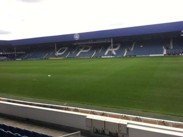Loftus Road, section: Players Lounge