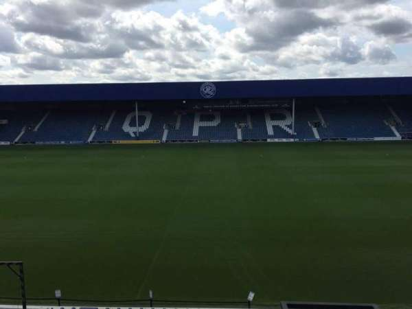 Loftus Road, section: Chairmans Box, row: C, seat: 10