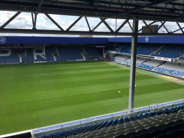 Loftus Road, section: Bc, row: 10, seat: 95