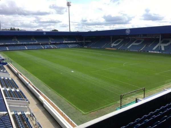 Loftus Road, section: G, row: 244