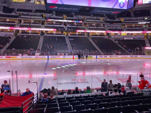 Pepsi Center, section: 102, row: 12, seat: 11