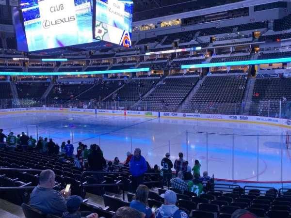 Pepsi Center, section: 144, row: 14, seat: 17