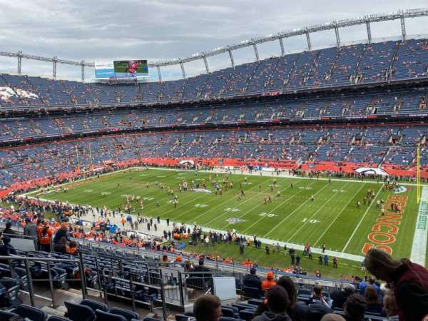 Empower Field at Mile High Stadium, section: 303, row: 15, seat: 11