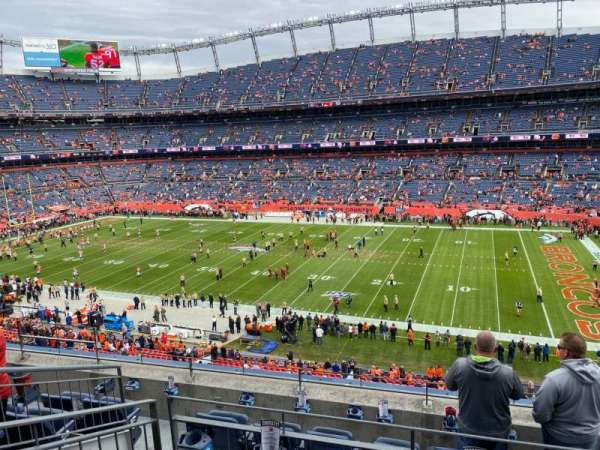 Empower Field at Mile High Stadium, section: 305, row: 6, seat: 6