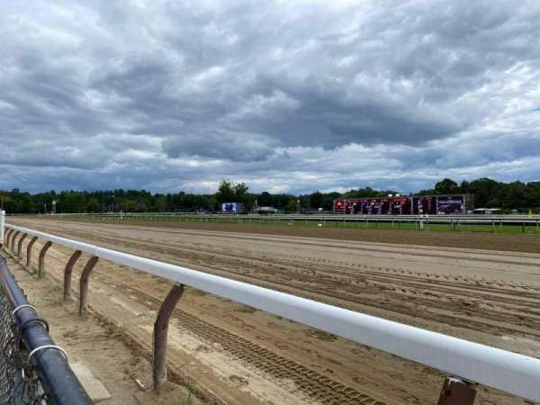 Saratoga Race Course, section: At The Track