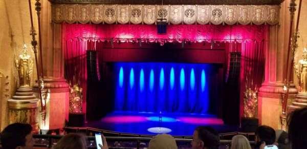 Beacon Theatre, section: Loge C, row: D, seat: 108