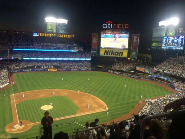 Citi Field, section: 510, row: 8, seat: 2