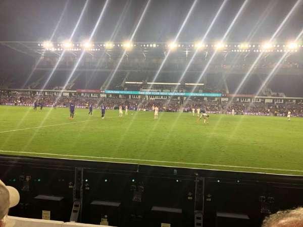 Exploria Stadium, section: 33, row: B, seat: 22