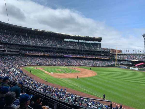 T-Mobile Park, section: 213, row: 5, seat: 1