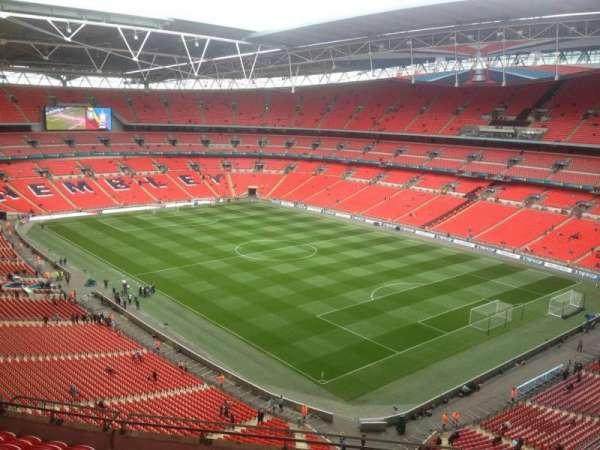 Wembley Stadium, section: 545, row: 11, seat: 173
