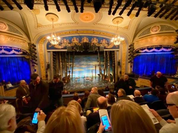Gerald Schoenfeld Theatre, section: Mezz Center, row: E, seat: 105
