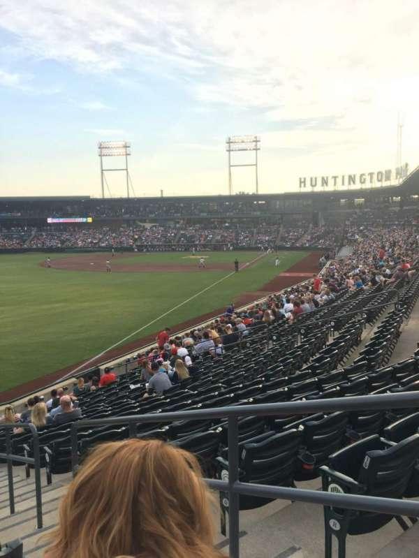 Huntington Park, section: 25, row: 17, seat: 2
