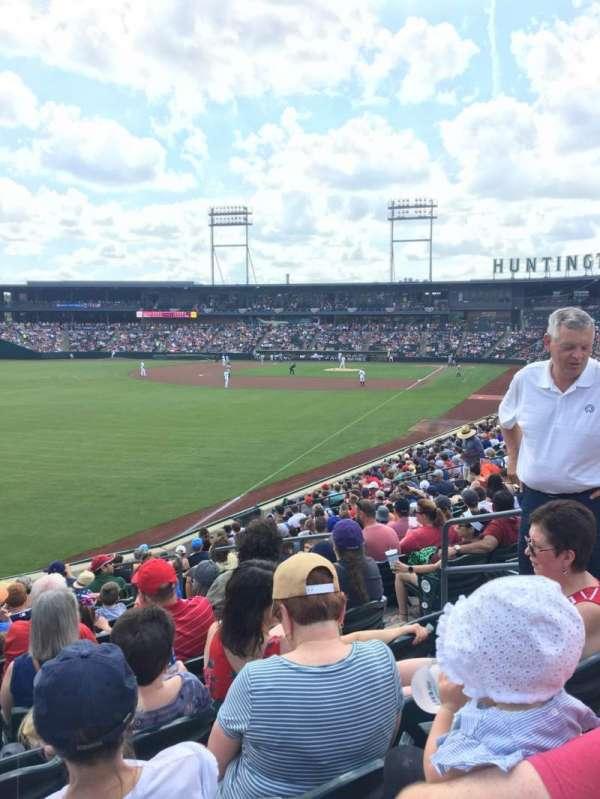 Huntington Park, section: 25, row: 17, seat: 6